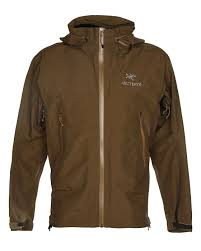 lightweight waterproof hooded rain jacket xs image
