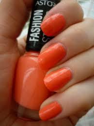 Mounino Království Laky Na Nehty Astor Fashion Studio 237 Orange