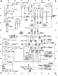 1998 jeep tj radio wiring diagram 1998 wiring diagram collections 89 yj alternator wiring diagram