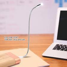 Laptop Reading Light Details About 4 X Usb Led Mini Reading Light Lamp Flexible For Laptop Computer Notebook Car
