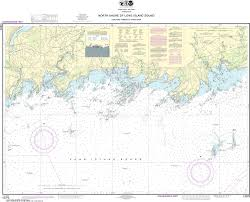 Guilford Tide Chart Noaa Nautical Chart 12373 North Shore Of Long Island Sound Guilford Harbor To Farm River