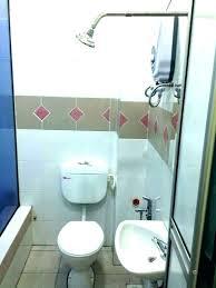 sk dra shower toilet combo rv pan