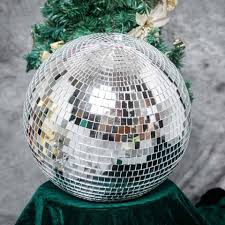 Disco Ball Decorations Cheap Magnificent 32 Groovy Glass Mirror Disco Ball Party Decoration