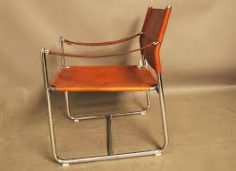 chrome and leather chair chrome and leather sling chair real leather chrome dining chairs