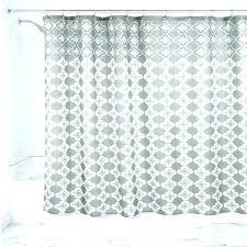interdesign shower curtain shower curtains shower curtain shower curtain liner constant tension bathroom shower curtain rod