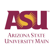 ASU Main Logo PNG Transparent & SVG Vector - Freebie Supply
