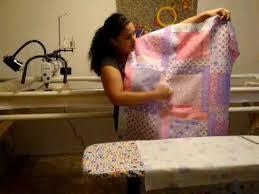 Longarm Machine Quilting- Loading your quilt - YouTube & Longarm Machine Quilting- Loading your quilt Adamdwight.com
