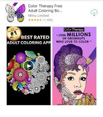Color therapy, or chromotherapy, is a complementary therapy in which ailments are treated through the use of color. Top 5 Coloring Apps For Adults I Began To Think What If There Were By Karthika Medium