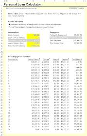 amortization calculator online free student loan application form template pff2 agreement updrill co