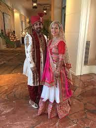 Congratulations Anuj and Ashley! We... - Crimson Bleu Events | Facebook