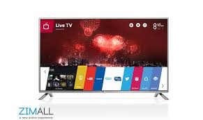 LG 50 Inch Cinema 3D Smart TV - Zimall Warehouse :