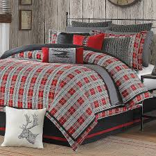 red and black buffalo check bedding best of bedroom ideas with checked bedding black and white
