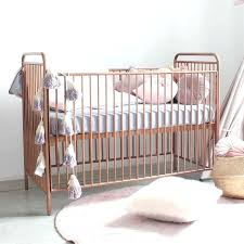 pink and gold nursery bedding medium size of pink and gold nursery bedding white light blanket