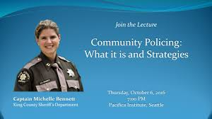 community policing what it is and strategies pacifica institute  community policing what it is and strategies
