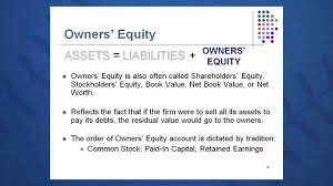 Session 02 Objective 1 The Balance Sheet Youtube