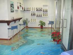 Floor Kitchen Turn Any Room Into A Stunning Work Of Art With 3d Epoxy Flooring