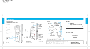 Wii Remote All Lights Blinking Rvl036 Wii Remote Plus User Manual Nintendo