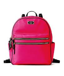Kate Spade Light Pink Backpack Kate Spade Wilson Road Bradley Radish Pink Backpack Amazon