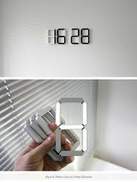 cool things for an office. stickanywhere digital clock office shopping gadgets cool things for an n