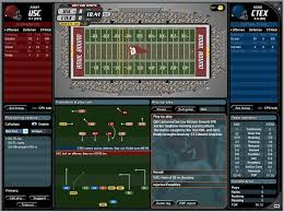 Bowl Bound College Football Charts Bowl Bound College Football Pc Ncaa Manager Simulation