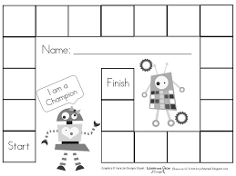 Teacher Reward Chart Blank Game Board Templates For Teachers Blank Gameboards