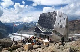 Solarenergie für Monte Rosa Hütte (Schweiz)