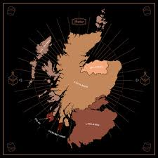 Whiskey Profile Chart Scottish Whisky Regions Characteristics Flaviar