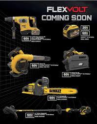 dewalt chainsaw 60v. dewalt flexvolt catalog chainsaw 60v a