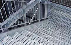 Progettazione Scale Antincendio : Gradini per scale di sicurezza antincendio gradino sara