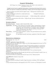 Application Support Resume Format Resume Template Easy Http