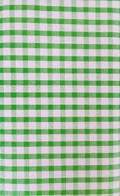 get ations summer fun gingham green and white checd vinyl flannel back tablecloth with zipper umbrella hole