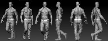 ArtStation Magic Mike xxx vipin singh