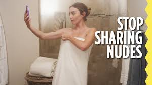 The Best Reason Not To Share Nude Photos CollegeHumor Video