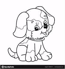 Kleurplaat Hondje Kinderen Puppies Kleurplaten Paw Patrol