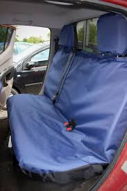 audi tailored rear seat cover
