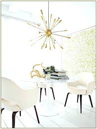 mid century chandelier australia modern beveled crystal modernism 0