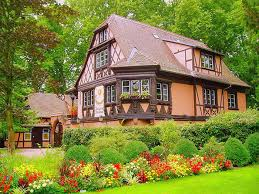 Small Picture Beautiful home with European Modern Garden Image Pictures