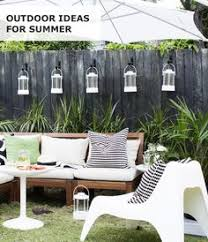 Outdoor ikea furniture White Outdoor Entertaining Tips From Homes Weve Visited Around The World Pinterest 265 Best Outdoor Living Images Gardens Outdoor Living Outdoors