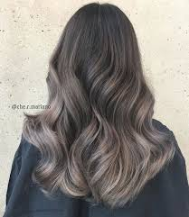 Brunette Hairstyles 58 Wonderful Ash Bayalage Ombré Chermariano Hair And Beauty Pinterest