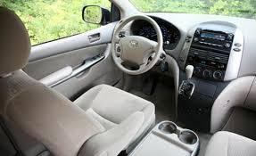 Toyota Sienna interior gallery. MoiBibiki #4