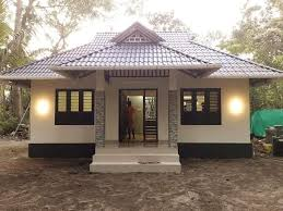 600 sq ft 2bhk traditional style house