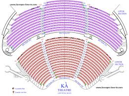 Ka Cirque Du Soleil Seating Chart 8 Cirque Du Soleil Ka Las Vegas Ka Show Seating Chart Pdf