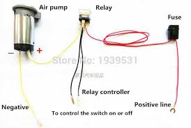 super loud 24v single trumpet air horn Car Air Horn Wiring Diagram Air Horn Relay Wiring