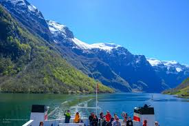 fjord cruise from gudvangen to flam norway in a nuts bergen tour review