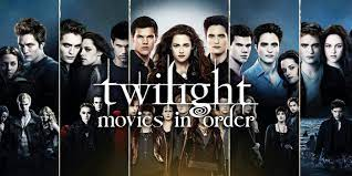 Twilight Movies in Order: How to Watch ...