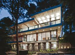 modern tree house plans50 modern