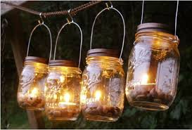 creative outdoor lighting ideas. Inspiration Outdoor Lighting Lanterns And Charming Upcycled Spring Creative Ideas