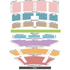 Boulder Theater Seating Chart Seating At The Fox Msg Seating Chart Robyn Fox Theatre