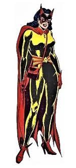 Batwoman (Kathy Kane) - Wikipedia