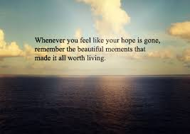 Beautiful Quotes On Hope Best Of Whenever You Feel Like Your Hope Is Gone Remember The Beautiful